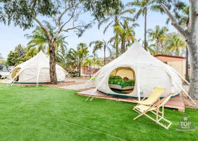 GLAMPING TROPICAL OUTSIDE