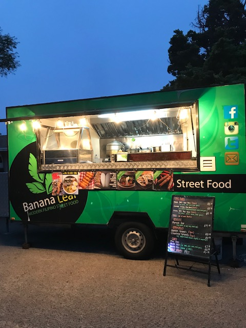 Le Creme & Banana Leaf in the Park – Friday 26th July