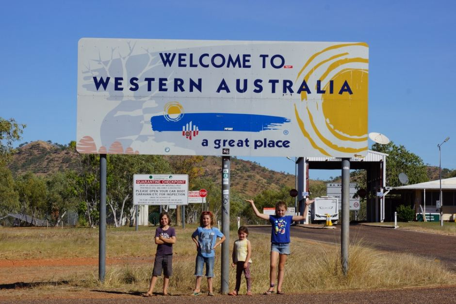 Guide for Families Caravanning in WA